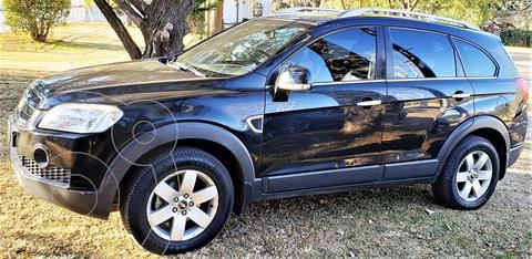 Chevrolet Captiva LTZ 4x4 D usado (2010) color Negro precio $1.550.000