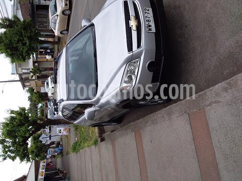 Chevrolet Captiva  LS 2.4 4x2  usado (2007) color Gris Plata  precio $6.000.000