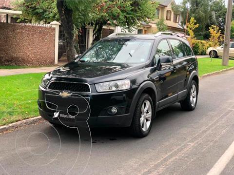 Chevrolet Captiva  LT 2.4 4X4 Aut Full usado (2012) color Negro precio $10.780.000