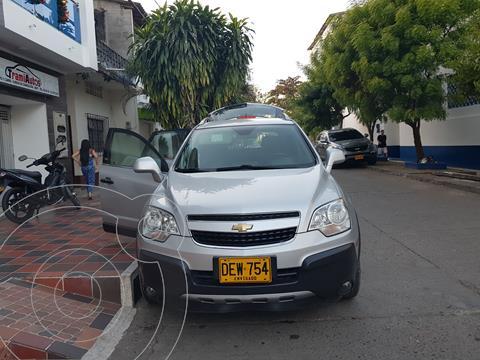 Chevrolet Captiva 3.2L Aut AWD usado (2011) color Plata precio $33.000.000