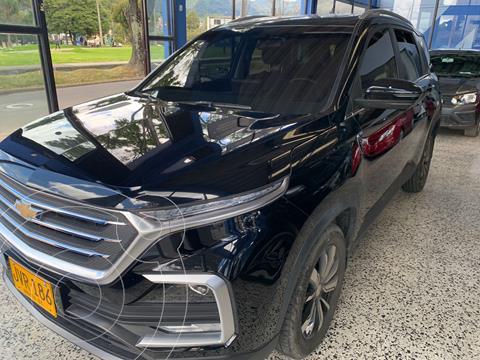 Chevrolet Captiva Turbo Premier usado (2020) color Negro precio $91.000.000