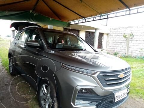 Chevrolet Captiva LT MT usado (2020) color Plata precio u$s24.000