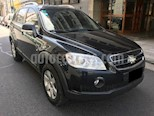 Foto venta Auto Usado Chevrolet Captiva LS 4x2 (2012) color Negro