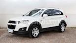 Foto venta Auto usado Chevrolet Captiva LTZ 2.2D 4x4 Aut (2017) color Blanco precio $879.000