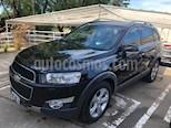 Foto venta Auto usado Chevrolet Captiva LTZ 4x4 D Aut (2012) color Negro precio $735.000