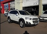 Foto venta Auto usado Chevrolet Captiva LTZ D (2012) color Blanco precio $650.000