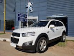Foto venta Auto Usado Chevrolet Captiva LTZ D (2013) color Blanco precio $590.000