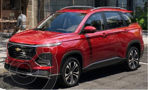 Chevrolet Captiva LT 5 pas nuevo color Rojo precio $424,900
