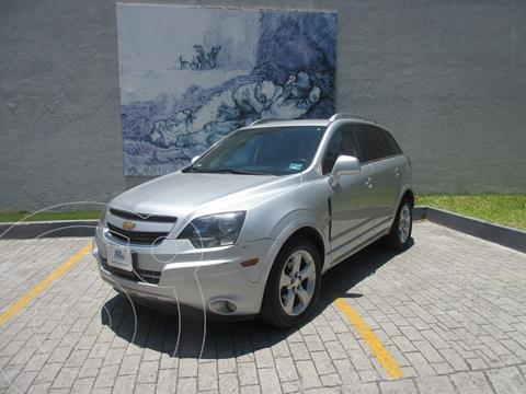 Chevrolet Captiva LT 5 pas usado (2015) color Plata Dorado precio $215,000