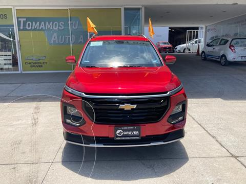 foto Chevrolet Captiva LT 5 pas usado (2022) color Rojo precio $425,000