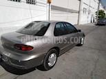Foto venta Auto usado Chevrolet Cavalier 4P 2.2L Basico A (2002) color Arena Dorada precio $28,000