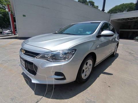 Chevrolet Cavalier Version usado (2019) color Plata precio $209,000