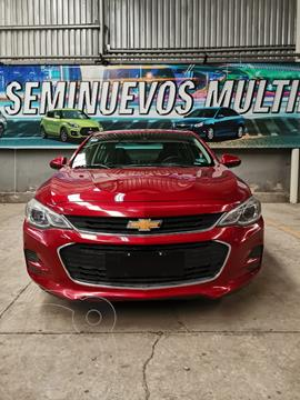 Chevrolet Cavalier LT Aut usado (2018) color Rojo precio $194,990