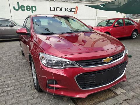 Chevrolet Cavalier LS Aut usado (2020) color Rojo precio $275,000