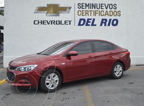 Chevrolet Cavalier LS usado (2020) color Rojo Cobrizo precio $282,000