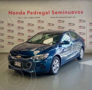 Chevrolet Cavalier LS usado (2020) color Azul precio $264,000