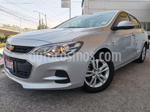 Chevrolet Cavalier LT Aut usado (2018) color Plata Dorado precio $195,000
