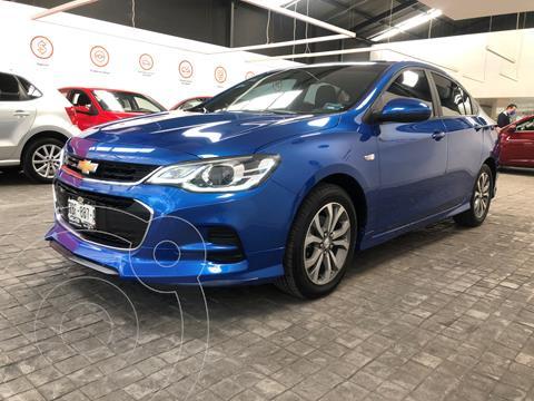 Chevrolet Cavalier Premier Aut usado (2018) color Azul Electrico financiado en mensualidades(enganche $61,502 mensualidades desde $4,980)