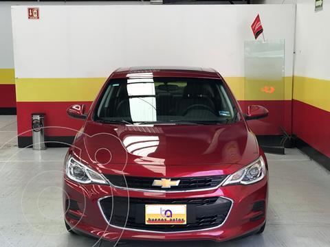foto Chevrolet Cavalier Premier Aut usado (2020) color Rojo precio $318,900