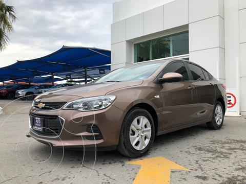 Chevrolet Cavalier LS Aut usado (2020) color Cafe precio $270,000