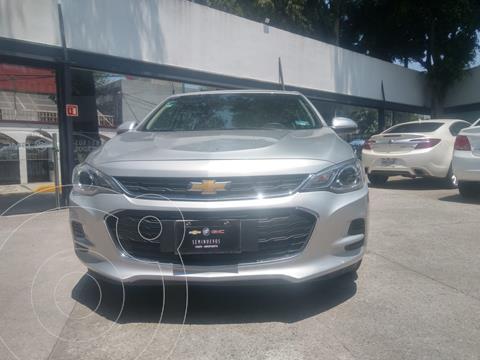 Chevrolet Cavalier LT Aut usado (2019) color Plata financiado en mensualidades(enganche $25,500)