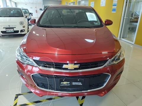 Chevrolet Cavalier LS usado (2019) color Rojo precio $229,000