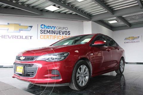 Chevrolet Cavalier Premier Aut usado (2019) color Rojo precio $265,000