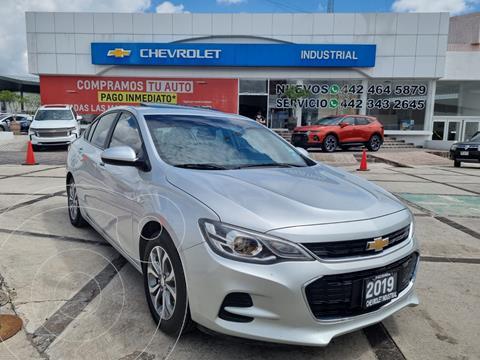 Chevrolet Cavalier Premier Aut usado (2019) color Plata financiado en mensualidades(enganche $66,250 mensualidades desde $6,100)