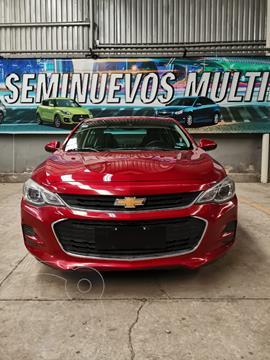 Chevrolet Cavalier LT Aut usado (2018) color Rojo precio $190,000