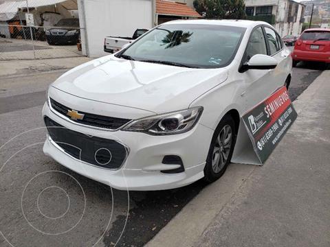 Chevrolet Cavalier Premier Aut usado (2018) color Blanco precio $204,000