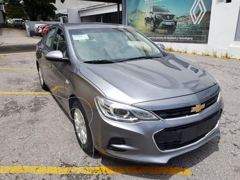 Chevrolet Cavalier LT TA usado (2020) color Gris precio $279,000
