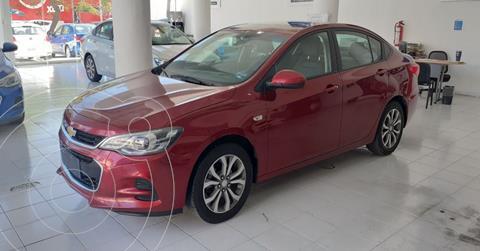 Chevrolet Cavalier Premier Aut usado (2019) color Rojo precio $224,900