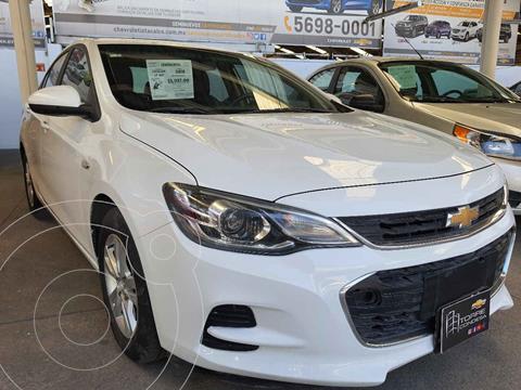 Chevrolet Cavalier LT Aut usado (2018) color Blanco precio $209,000