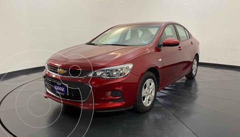 Chevrolet Cavalier LT Aut usado (2019) color Rojo precio $234,999