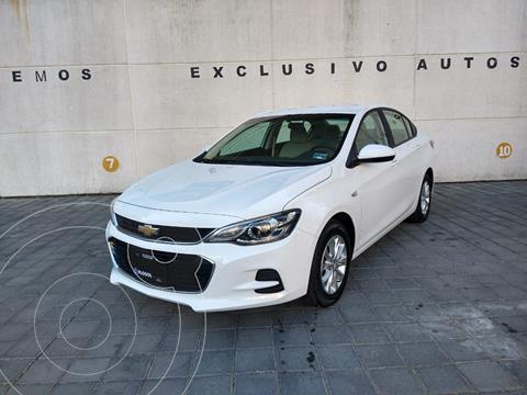 Chevrolet Cavalier LT Aut usado (2020) color Blanco precio $300,000