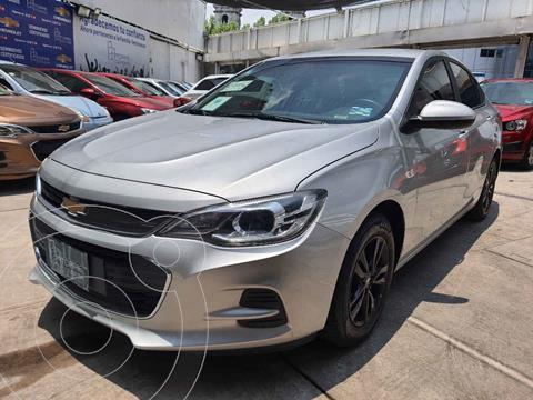 Chevrolet Cavalier LT Aut usado (2018) color Plata precio $194,500