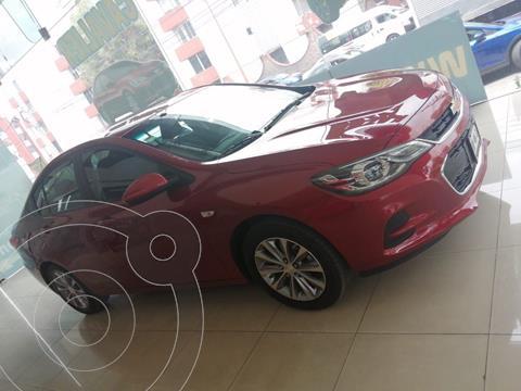 Chevrolet Cavalier Premier Aut usado (2020) color Rojo precio $314,900