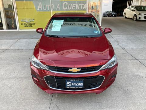 Chevrolet Cavalier Premier Aut usado (2018) color Rojo precio $238,000