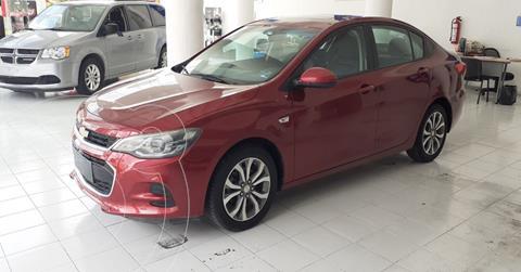 Chevrolet Cavalier Premier Aut usado (2019) color Rojo precio $249,900