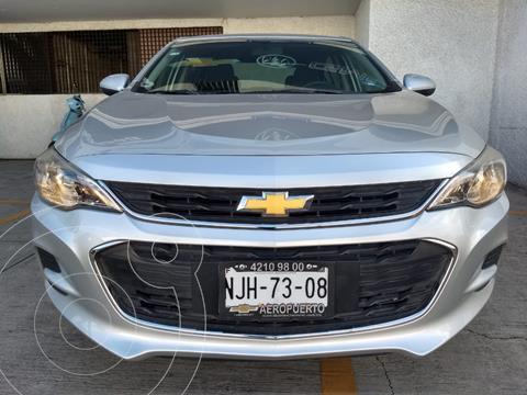 Chevrolet Cavalier LS usado (2018) color Plata financiado en mensualidades(enganche $40,900 mensualidades desde $4,165)