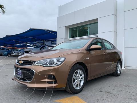 Chevrolet Cavalier LT Aut usado (2018) color Cafe precio $230,000