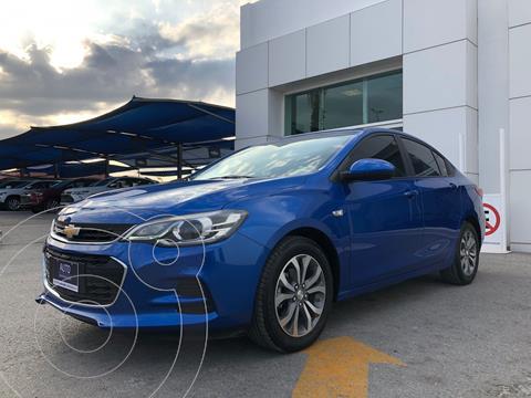 Chevrolet Cavalier Premier Aut usado (2019) color Azul precio $280,000