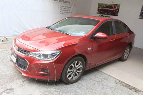 Chevrolet Cavalier Premier Aut usado (2018) color Rojo precio $239,000