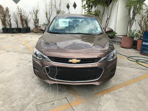 Chevrolet Cavalier LS usado (2020) color Dorado Oscuro precio $210,500