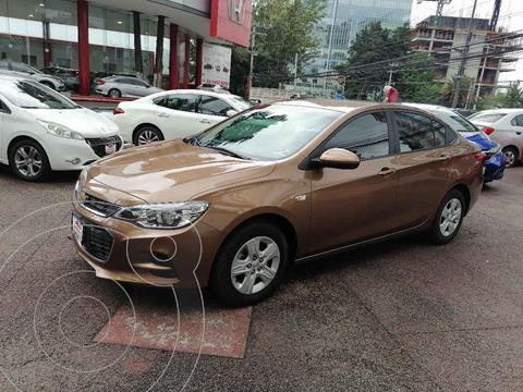 Chevrolet Cavalier LS Aut usado (2019) color Dorado precio $219,000
