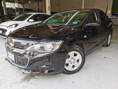 Chevrolet Cavalier LS usado (2019) color Negro Onix financiado en mensualidades(enganche $56,250 mensualidades desde $5,269)