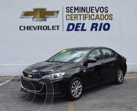 Chevrolet Cavalier Premier Aut usado (2020) color Negro precio $305,000