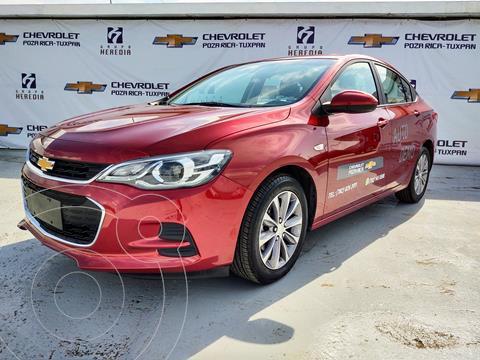 Chevrolet Cavalier Premier Aut usado (2020) color Rojo financiado en mensualidades(enganche $108,500 mensualidades desde $5,390)