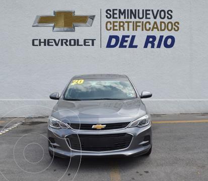 Chevrolet Cavalier Premier Aut usado (2020) color Gris Oscuro precio $320,000