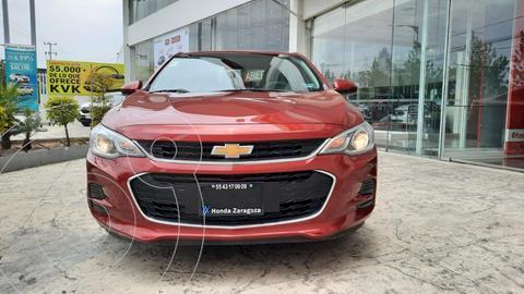 Chevrolet Cavalier LT Aut usado (2018) color Rojo Cobrizo precio $215,000